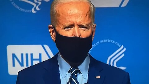 Biden's Nose!