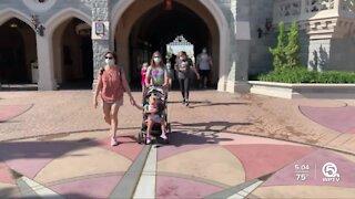 Walt Disney World to require masks indoors again