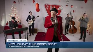 Interview with TB and the Detroit Holiday Rockestra
