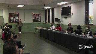 FMPD, leaders hold community discussion on surviving police encounters