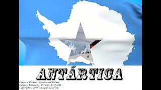 Bandeiras e fotos dos países do mundo: Antártica [Frases e Poemas]