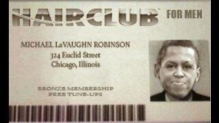 Michelle Obama Is a Man: Michael LaVaughn Robinson