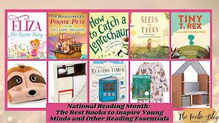 The Teelie Blog | National Reading Month | Teelie Turner