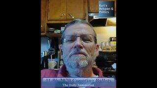 20201106 Counting Ballots - The Daily Summation