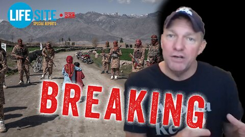 BREAKING: Chaos unfolds as evacuation efforts from Afghanistan turn violent
