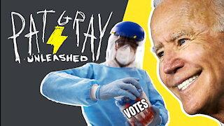 Joe Biden Wants Voter Registration Physicians?? | 7/22/20