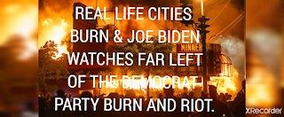 ANTIFA ATTACKS & CITIES BURN
