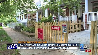 Ransomware bringing housing market to a hold