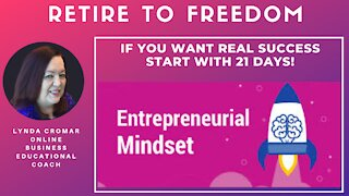 If You Want Real Success Start With 21 Days!