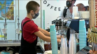 Fairgrounds Coffee & Tea specializes in 'craft coffee'