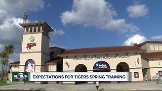Brad Galli looks ahead to Tigers Spring Training in Lakeland