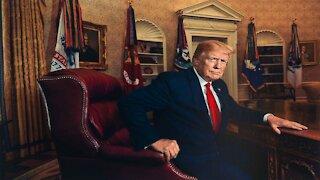 President Trump Afghanistan Message 2021