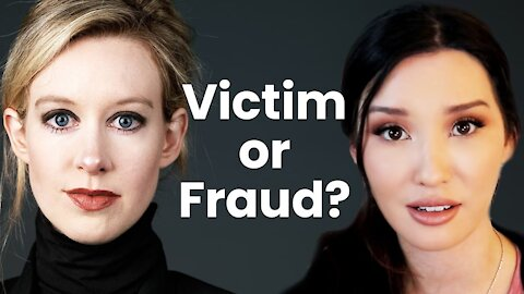 """""""Girl Boss"""" FACES PRISON TIME - Plays The Victim (Elizabeth Holmes / Theranos)"""