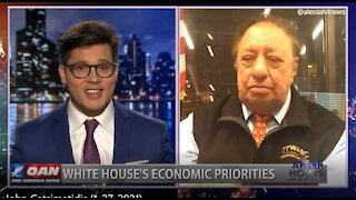 After Hours - OANN Biden & Economy with John Catsimatidis