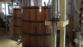 Sykesville distillery planning to produce alcohol-based hand sanitizer