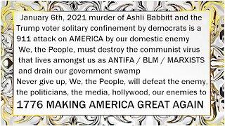 1776 MAKING AMERICA GREAT AGAIN