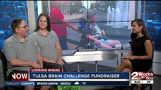Preview of the Tulsa Brain Challenge Fundraiser to benefit brain injury foundation