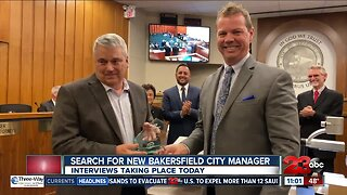 Search for new Bakersfield city manager continues