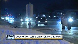 Detroit Mayor Mike Duggan to testify on auto insurance reform