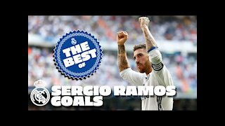 Sergio Ramos ¡Sus mejores goles con el Real Madrid!