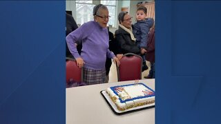 90-year-old Milwaukee woman grateful for community center during COVID-19