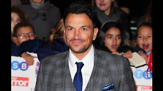 Peter Andre: I'm not scared of turning 50