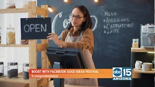 Facebook: Good Ideas Festival can help small businesses