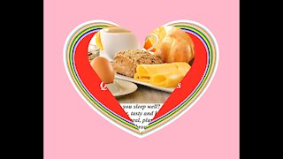Good morning friend, your breakfast is tasty, love our friendship! [Message] [Quotes and Poems]