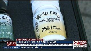 Scam #12: False CBD Claims