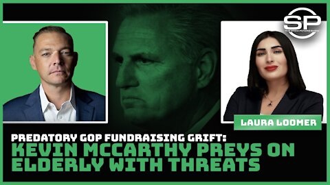 Kevin McCarthy THREATENS Voters For Cash, DEMAND GOP AUDIT!