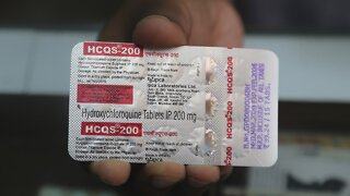 Study: Hydroxychloroquine May Increase Death Risk In COVID-19 Patients
