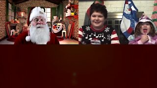 Autism Society of Southern Arizona hosts zoom event with Santa