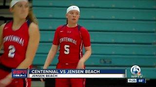 Centennial vs Jensen Beach 2/1