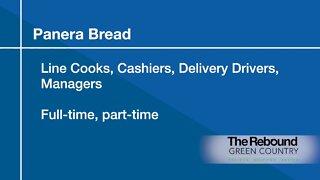 Who's Hiring: Panera Bread
