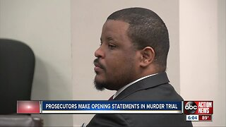 Trial begins for man accused of raping, killing Tampa 9-year-old