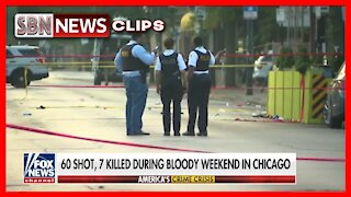 60 Shot, 7 Killed in Deadly Weekend in Chicago - 3793