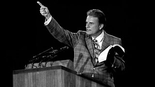 BORN AGAIN! - But was Billy Graham?