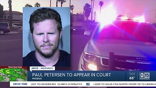 Paul Petersen to appear in court Tuesday