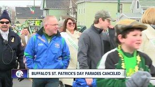 Buffalo's St. Patrick's Day Parades canceled amid concerns of COVID-19
