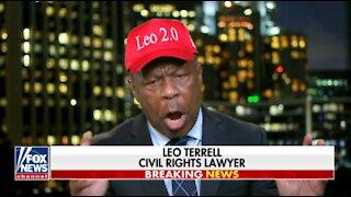 Leo Terrell rips Brooklyn Center Minn. Mayor Mike Elliott for 'incompetence'