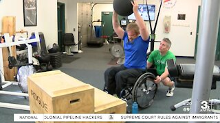 POSITIVELY THE HEARTLAND: Disabled vets get boost from local non-profit