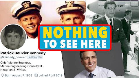 Patrick Bouvier Kennedy, Lou Barletta, Alexander Onassis NOTHING TO SEE HERE VM to Fernando Martinez
