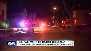 Officials believe others may be involved in Grape Street shooting
