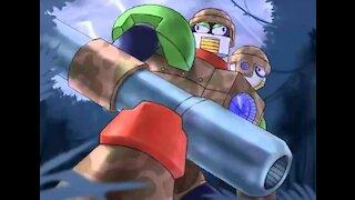 CoopMan Returns - Mega Man Doom mod (Part 2)