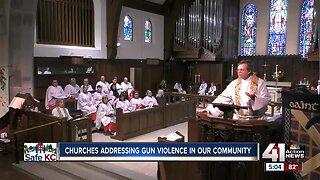 KC churches addressing gun violence in community