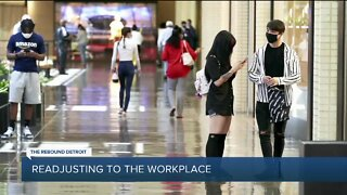 Rebound Detroit: Readjusting to the workplace