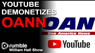 OANN suspended and demonetized by YouTube