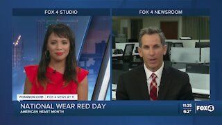 National wear red day