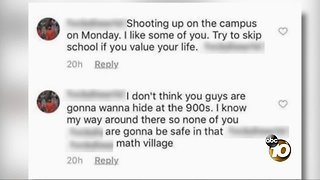 BVHS threats scare students