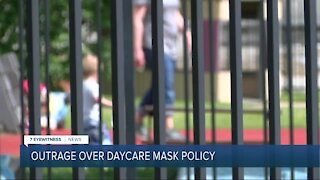 Parents demand answers on daycare face mask policy
